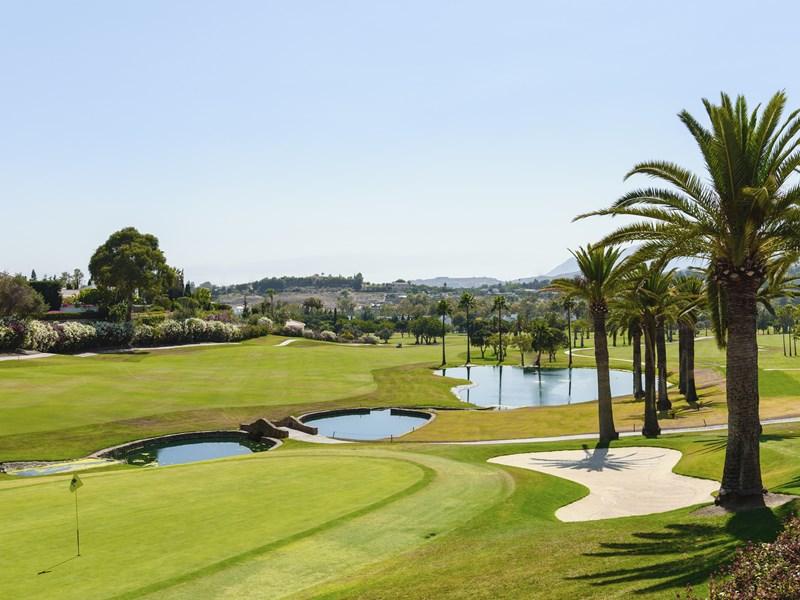 Adonnez-vous à une partie de golf
