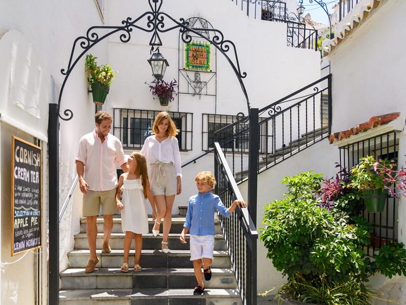 Visitez les environs en famille