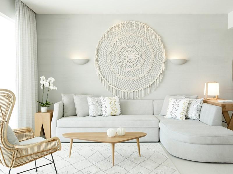 Deluxe One Bedroom Bungalow Suite Beachfront