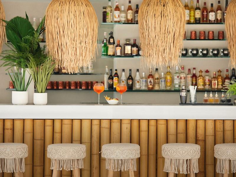 Le Lagoon Bar