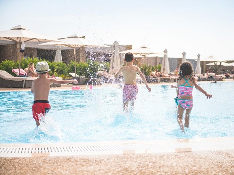 L'hôtel Ikos Olivia est un paradis pour les petits