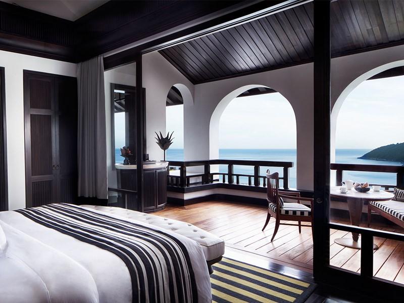Chambre Club de l'hôtel Intercontinental Da Nang à Hoi An