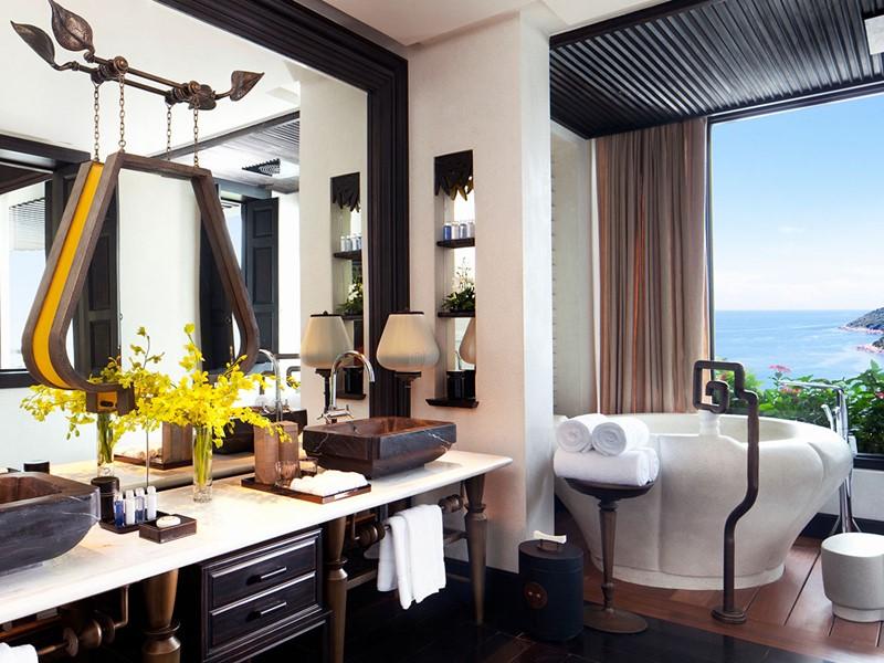 Classic Room de l'hôtel Intercontinental Da Nang à Hoi An