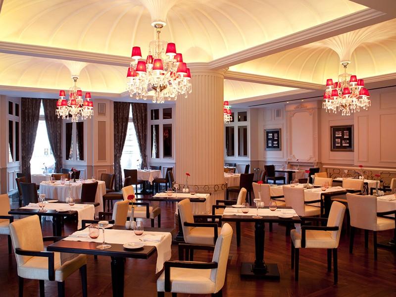 Le restaurant Astoria