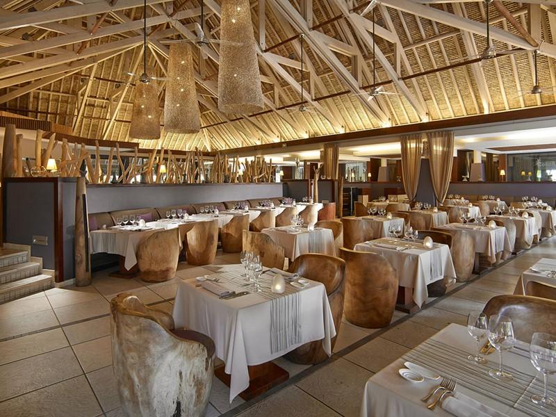 Saveurs authentiques de la cuisine française au restaurant Reef de l'Intercontinental