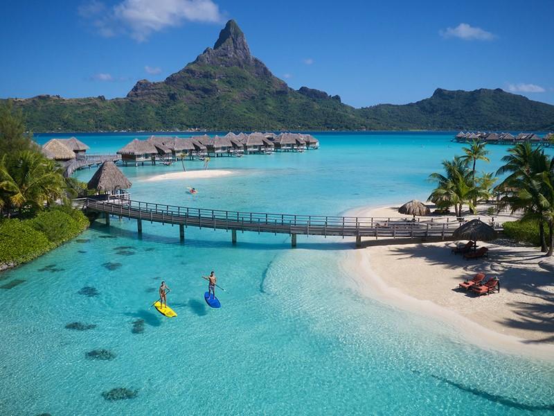 Profitez des eaux cristallines de l'océan à l'Intercontinental
