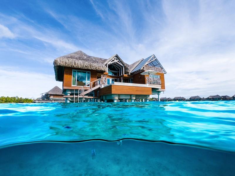 Immergez vous dans un cadre magnifique à l'InterContinental Resort