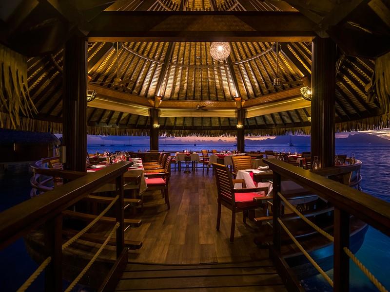 Le restaurant Le Lotus