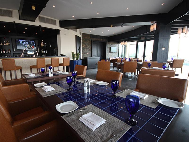 Le restaurant Shooters de l'hôtel Jebel Ali à Dubai