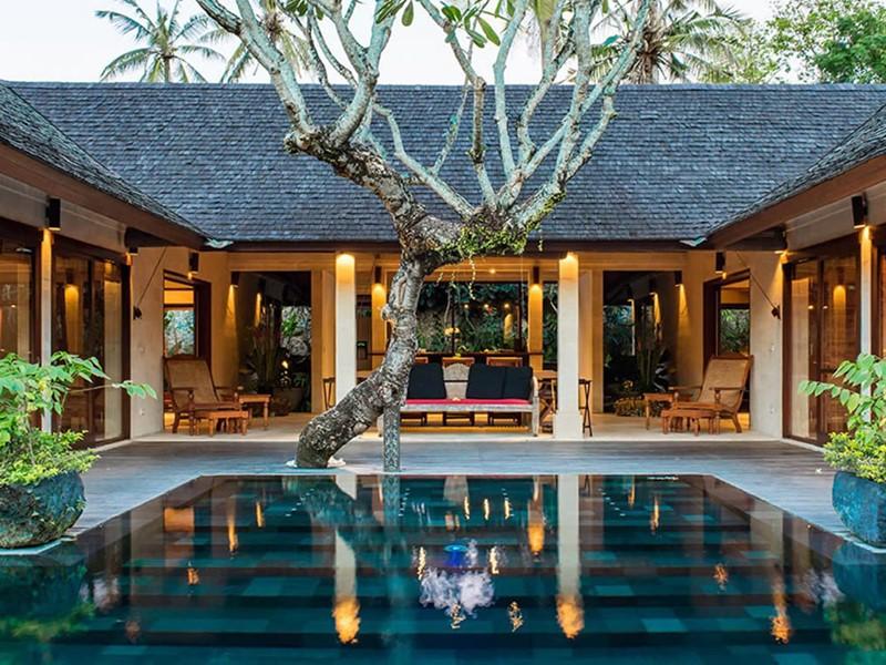 Master Pool Villa