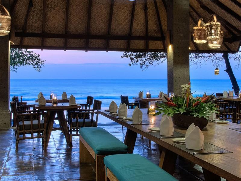 Autre vue du restaurant Waroeng