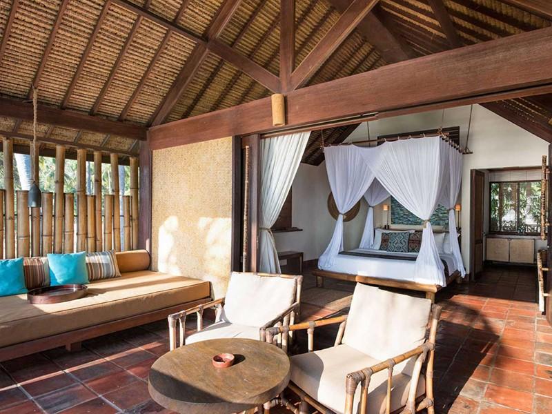 Ananda Segarra Oceanfront Terrace Suite