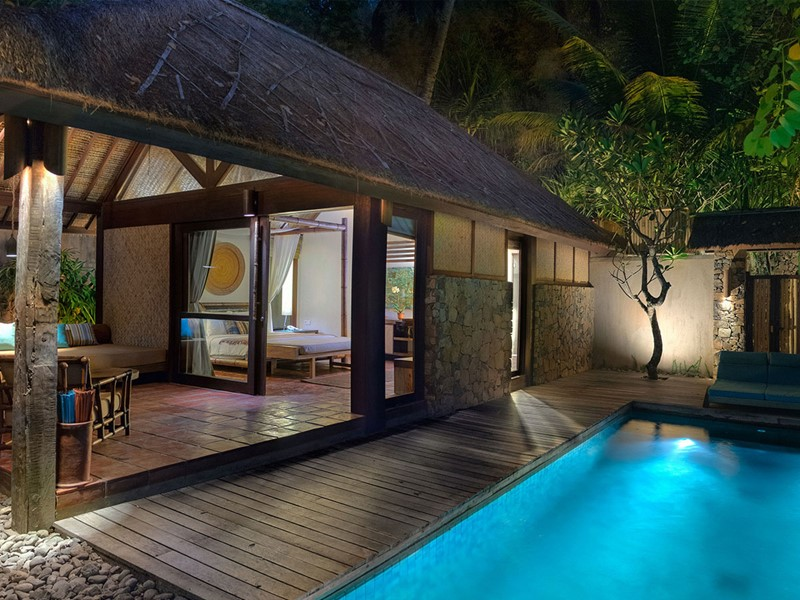 Akasha Pool Villa du Jeeva Klui, à Lombok