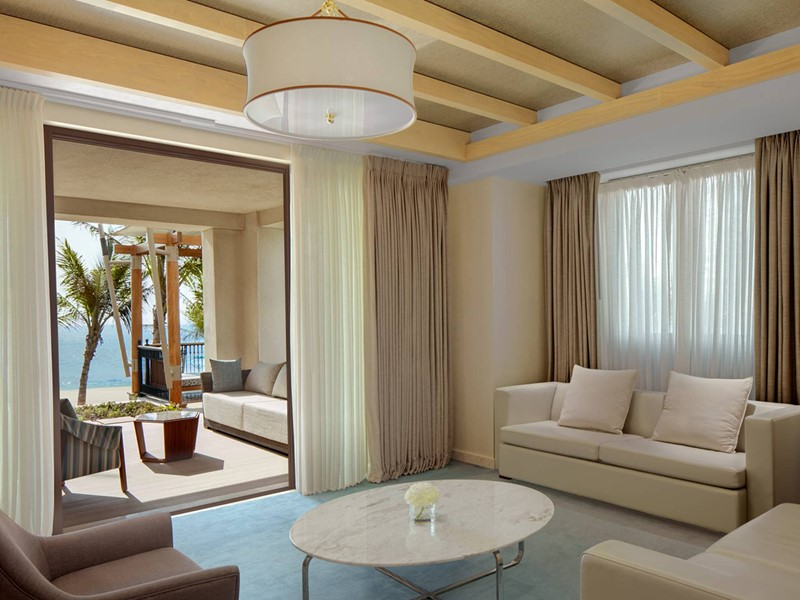 Gulf Ocean Suite du Jumeirah Al Naseem à Dubaï