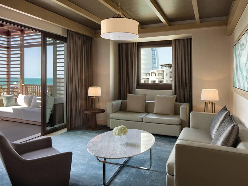 Family Suite de l'hôtel Jumeirah Al Naseem à Dubaï
