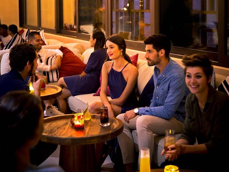 Profitez de moments privilégiés entre amis au Jumeirah Al Naseem