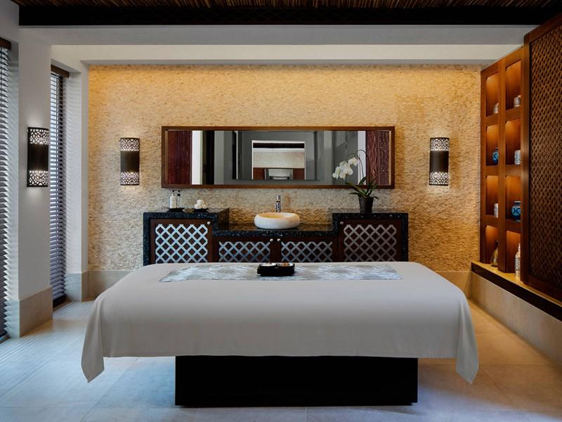 Le spa de l'hôtel Jumeirah Al Naseem situé à Dubaï