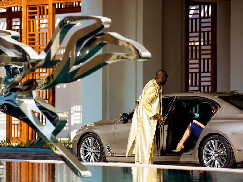 Service personnalisé de grande qualité au Jumeirah Al Naseem