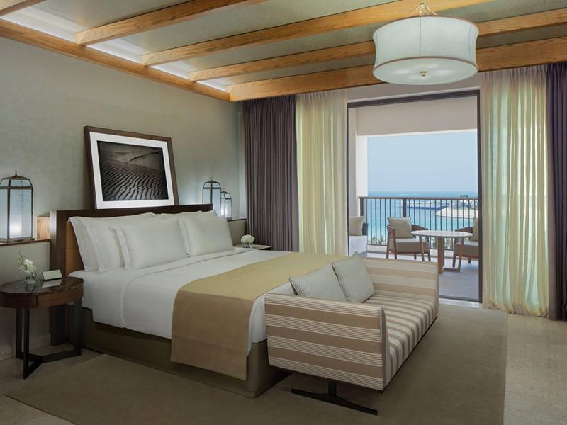Ocean Suite de l'hôtel Jumeirah Al Naseem à Dubaï