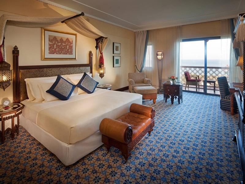 Presidential Suite de l'hôtel Al Qsar à Dubaï