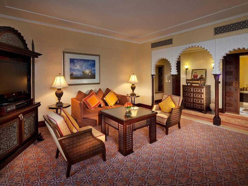 Junior Ocean Suite de l'hôtel Al Qsar à Dubaï