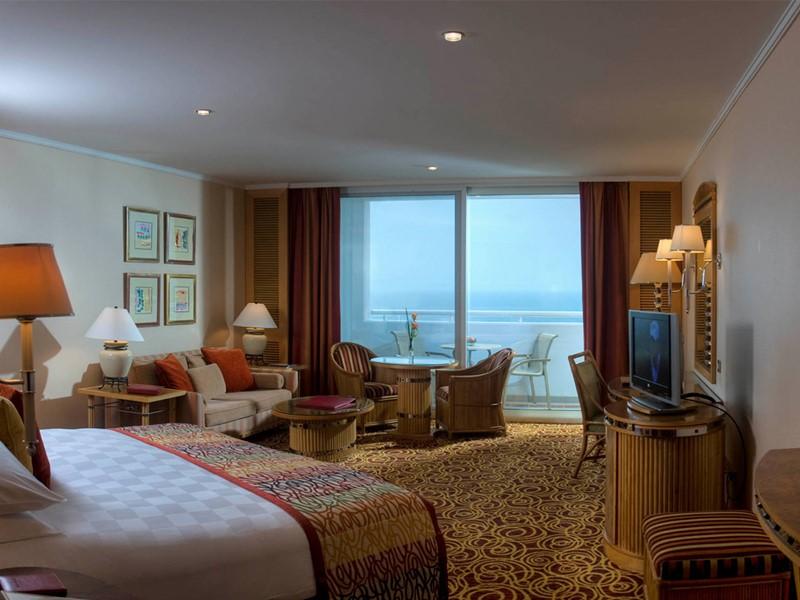 Ocean Deluxe King With Balcony du Jumeirah Beach