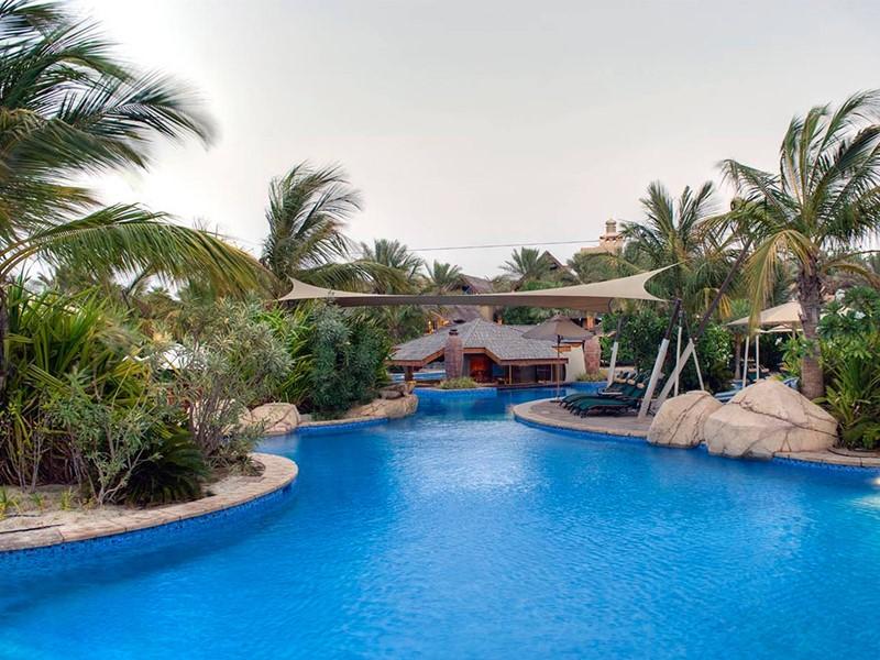 Piscine Ocean Club Executive King Room du Jumeirah Beach