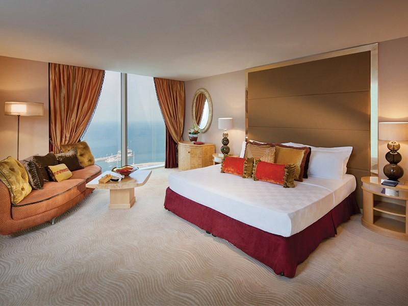 Presidential Suite du Jumeirah Beach à Dubaï