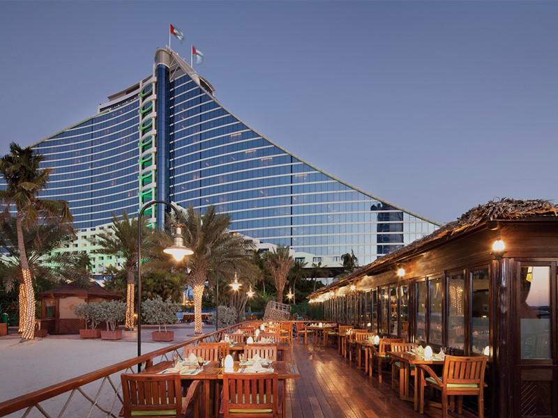 Restaurant Beachcomber Terrace du Jumeirah Beach