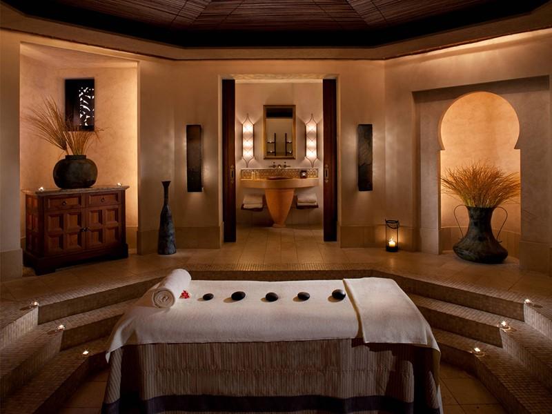 Le spa de l'hôtel 5 étoiles Dar Al Masyaf