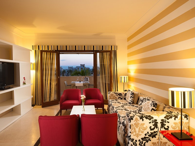 Two Bedroom Apartment du Juweira Boutique Hotel