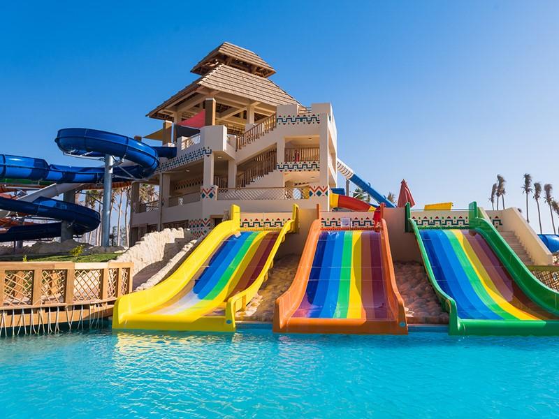 La piscine pour enfants du Juweira Boutique Hotel