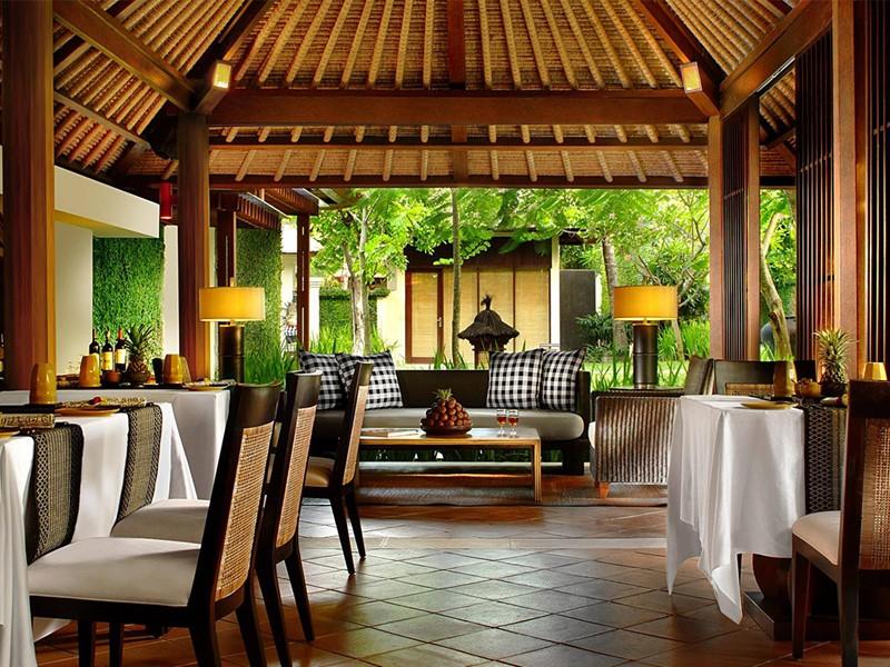 Autre vue du restaurant The Gong
