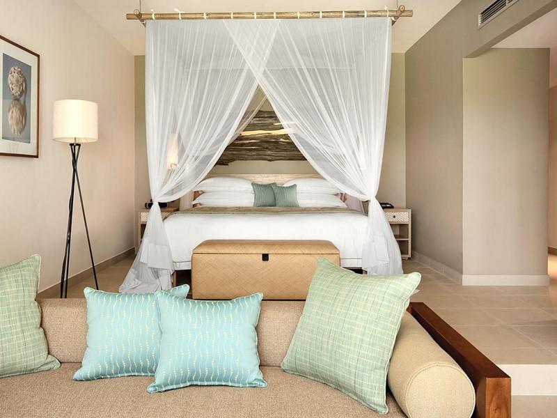 Hill View Room de l'hôtel Kempinski aux Seychelles