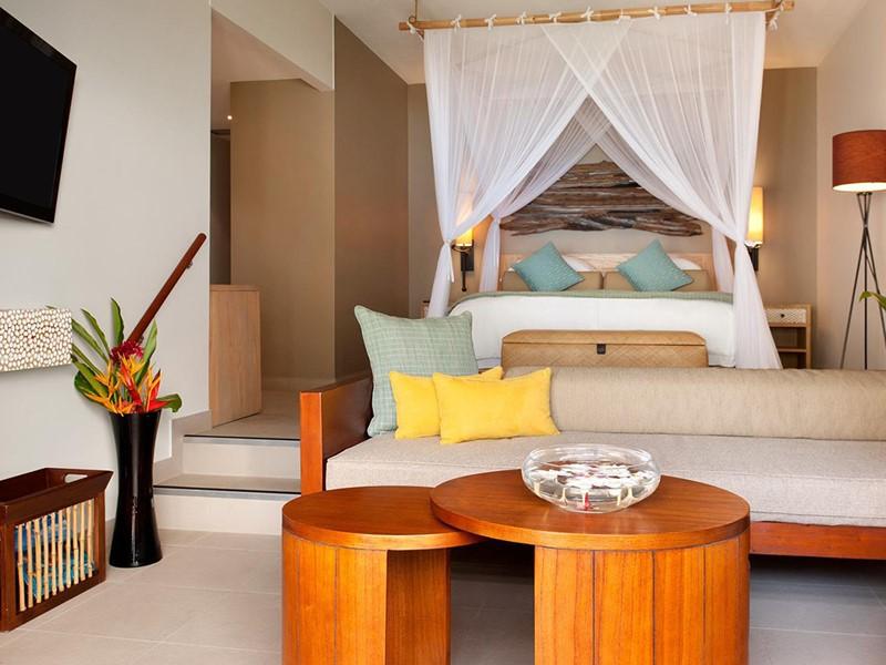 Sea View Room de l'hôtel Kempinski aux Seychelles