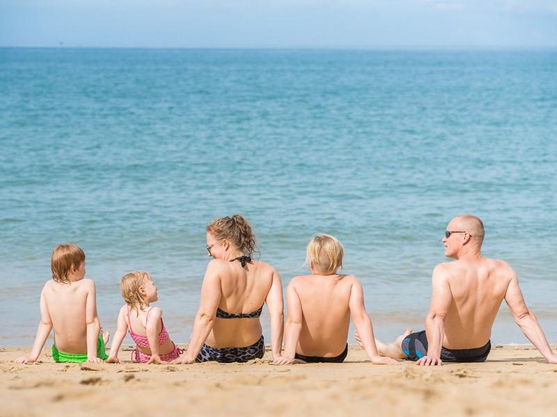 Séjour mémorable en famille