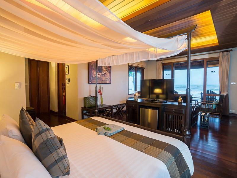 Similan Pearl Villa de l'hôtel Khaolak Laguna Resort