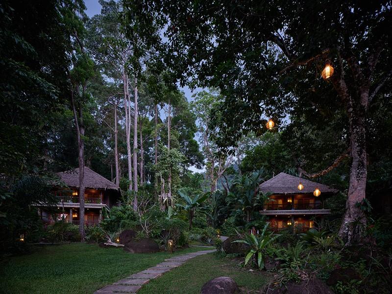 Les chambres du Khaolak Paradise