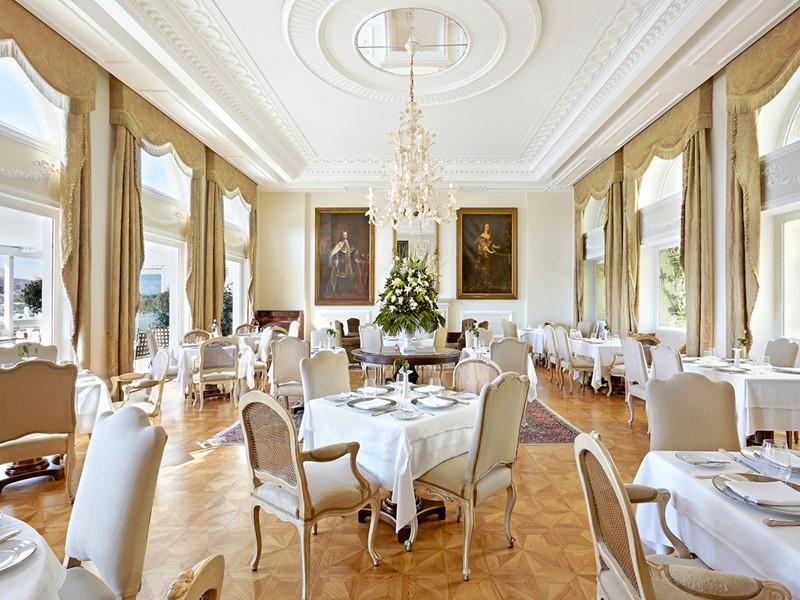 Le restaurant Tudor Hall