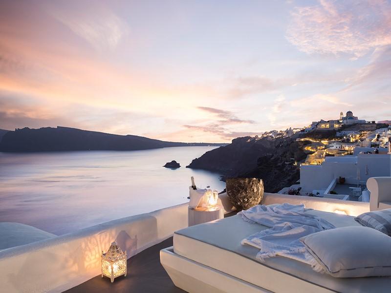 Le Kirini est le meilleur hôtel de Santorin