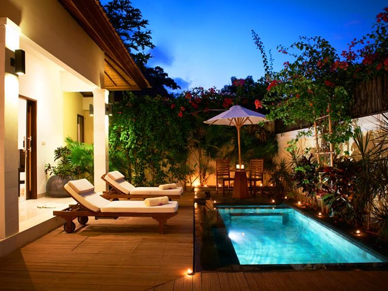 La Villa Sakura de l'hôtel Ko Ko Mo, en Indonésie