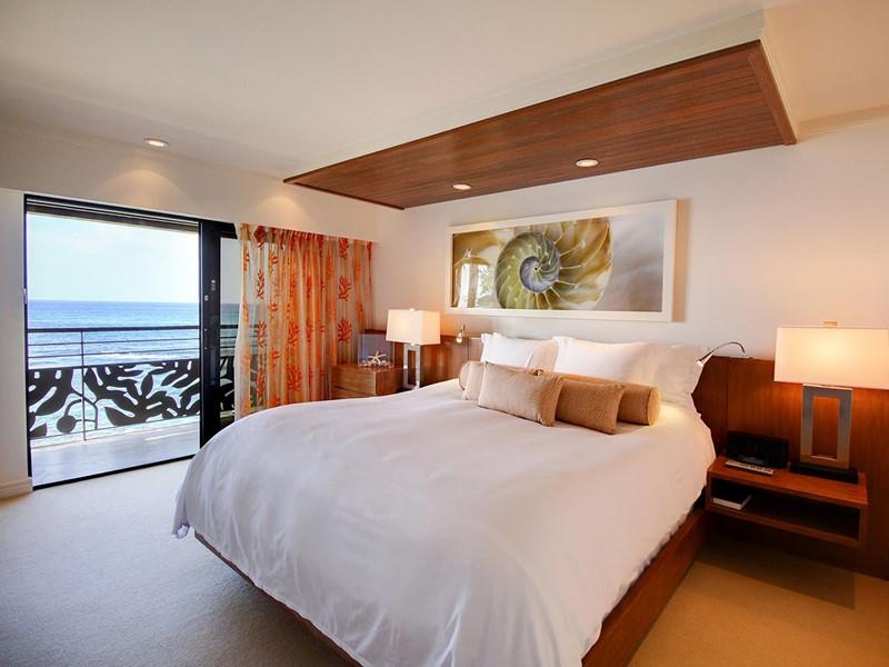 Oceanfront Suite de l'hôtel Koa Kea, à Hawaii