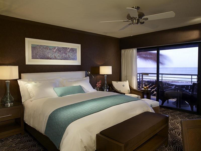 Oceanfront Room de l'hôtel Koa Kea à Hawaii