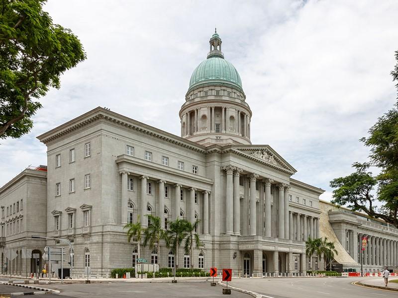 L'architecture coloniale de la ville de Singapour