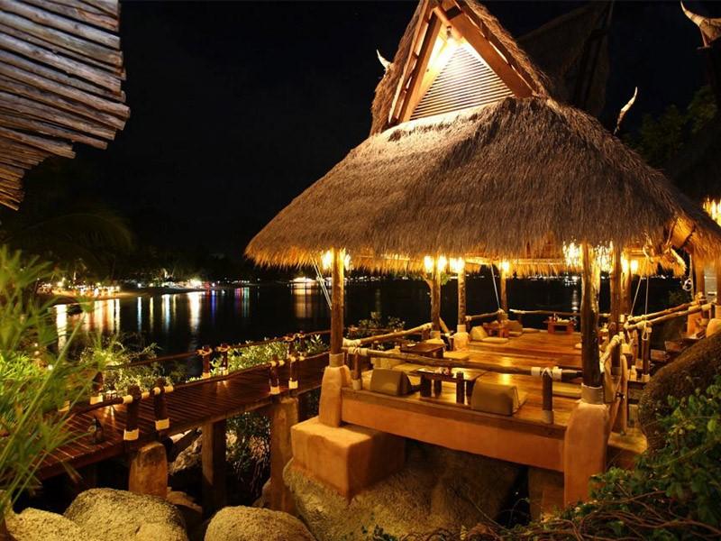 Restaurant Rim Lae du Koh Tao Cabana