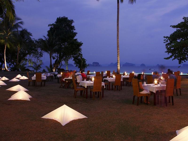 Autre vue du restaurant Pum Pui