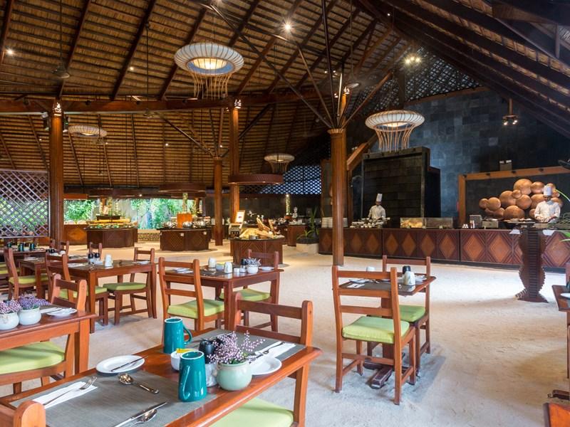 Le restaurant Bonthi