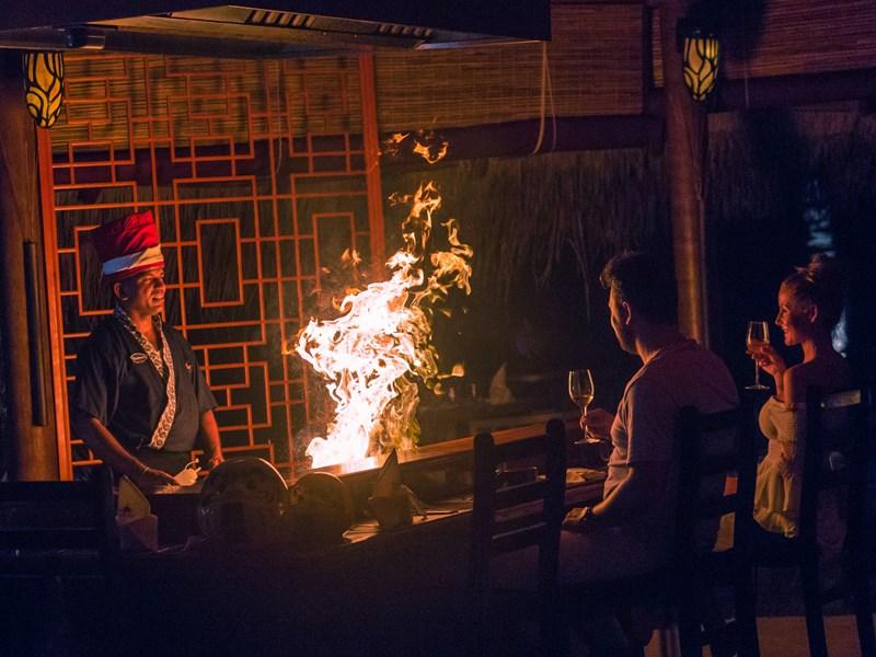 Le restaurant Far East