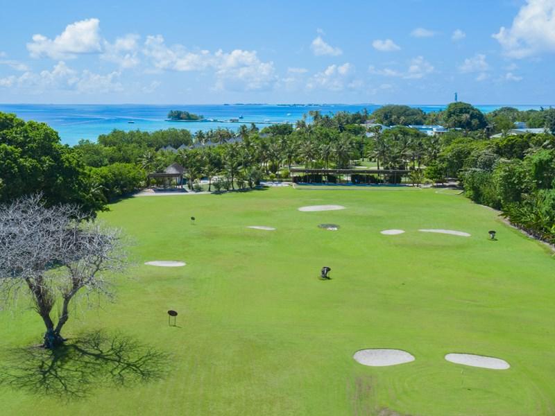 Le golf, ravira les fans de beaux parcours