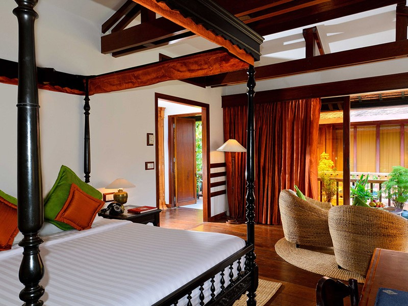 Garden View Room de l'hôtel 4 étoiles Angkor Village